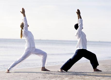 Vinyasa Yoga @ Samadhi, Centro Holístico
