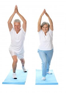 Yoga Adultos Mayores