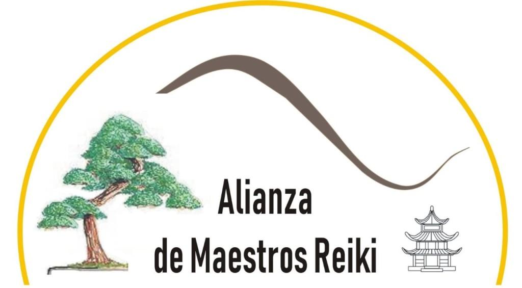 Logo Alianza Maestros Reiki